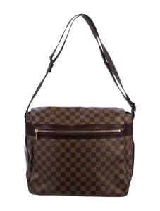 Men's- Louis Vuitton Damier Bastille Messenger Bag