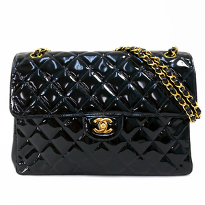 CHANEL Vintage Double Sided Flap Bag