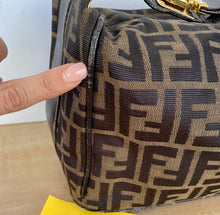 Load image into Gallery viewer, Fendi Zucca Baguette