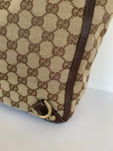 Load image into Gallery viewer, Gucci GG Canvas Tote