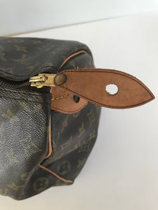 FLASH SALE! Louis Vuitton Monogram Speedy 35