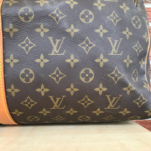 Louis Vuitton Monogram Keepall 60 Travel Carry On