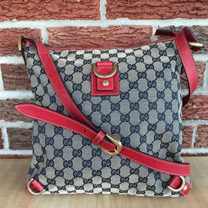 GUCCI GG Abbey Crossbody Bag