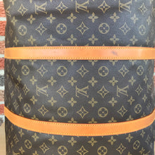 Load image into Gallery viewer, Louis Vuitton Monogram Keepall 60 Bandouliere Travel Carry On