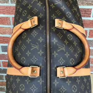 FINAL PRICE- Louis Vuitton Monogram Keepall 60 Travel Carry On