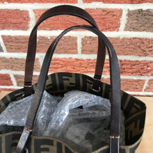 Load image into Gallery viewer, Fendi Zucca Shopper Tote