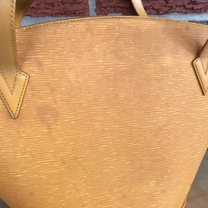 Louis Vuitton Epi Saint Jacques Shopping GM