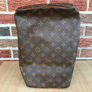 ON SALE- Louis Vuitton Monogram Speedy 30 Satchel