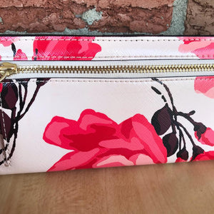 Kate Spade Cameron Street Rose Stacy Wallet Bifold