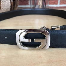 Load image into Gallery viewer, Gucci Logo GG Belt size 2-4