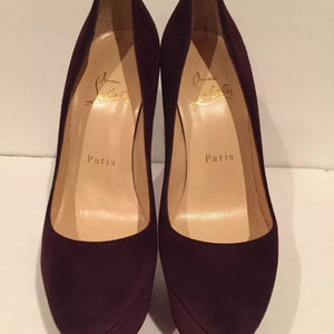Christian Louboutin Alta Vicky Pumps w/ Tags