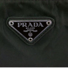 Load image into Gallery viewer, ON SALE Prada Mini Tessuto Messenger Bag Olive Green