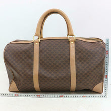 Load image into Gallery viewer, Céline Vintage Macadam Boston Bag
