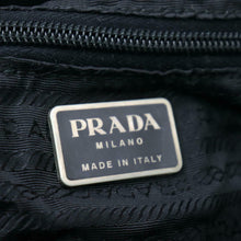 Load image into Gallery viewer, Prada Leather-Trimmed Tessuto Backpack