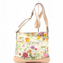 Load image into Gallery viewer, Gucci Flora Canvas Messenger Bag