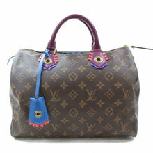 Load image into Gallery viewer, Louis Vuitton Monogram Totem Speedy 30 Satchel Bag