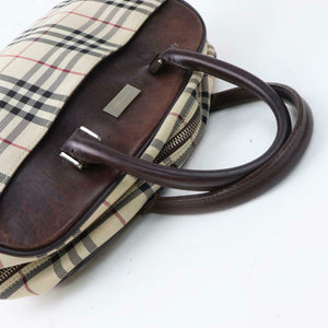 Burberry Nova Check Handbag