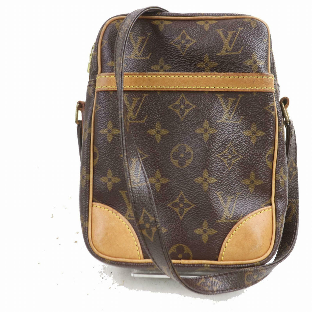 Louis Vuitton Monogram Danube Crossbody Shoulder Bag