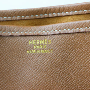 HERMES Evelyne PM Gold