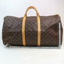 Load image into Gallery viewer, Louis Vuitton Monogram Keepall 60 Bandouliere