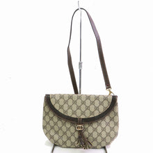 Load image into Gallery viewer, Gucci GG Canvas Crossbody Shoulder Bag