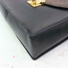 Load image into Gallery viewer, VALENTINO Black Leather Shoulder Bag