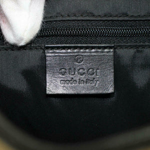 Gucci Canvas Jackie Bag