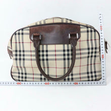 Load image into Gallery viewer, Burberry Nova Check Handbag