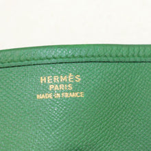 Load image into Gallery viewer, HERMES Evelyne I GM- Green