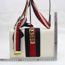Load image into Gallery viewer, Gucci Sylvie Small Top Handle Bag