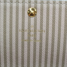 Load image into Gallery viewer, Louis Vuitton Damier Ebene Trunk Illustre Sarah Wallet