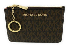 Load image into Gallery viewer, Michael Kors Jet Set Travel Zip Coin Pouch