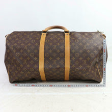 Load image into Gallery viewer, FLASH SALE! Louis Vuitton Monogram Keepall 55 Duffle Travel Bag