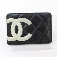 Load image into Gallery viewer, CHANEL Cambon Card Case