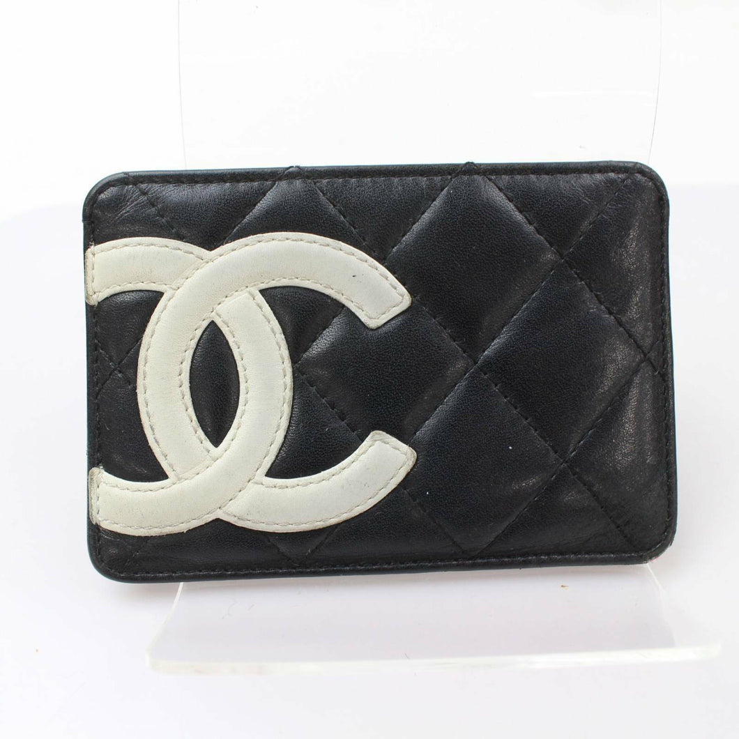 CHANEL Cambon Card Case