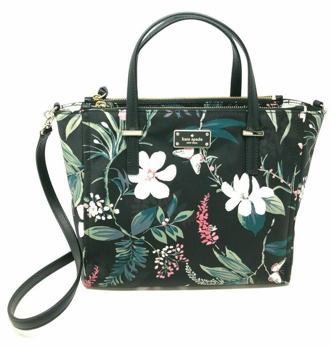 Kate Spade Wilson Road Botanical Alyse Shoulder Bag