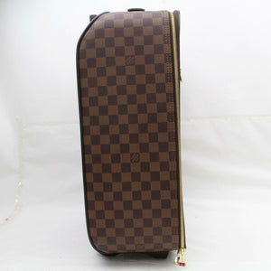 Louis Vuitton Damier Ebene Pegase 55 Luggage