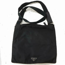 Load image into Gallery viewer, Prada Nylon Tessuto Messenger Bag