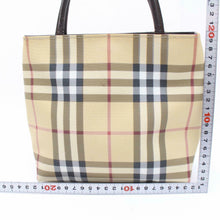 Load image into Gallery viewer, Burberry London Nova Check Mini Bag