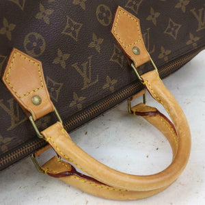 ON SALE- Louis Vuitton Monogram Speedy 40