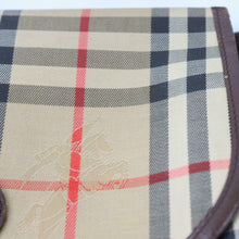 Load image into Gallery viewer, Burberry Nova Check Crossbody