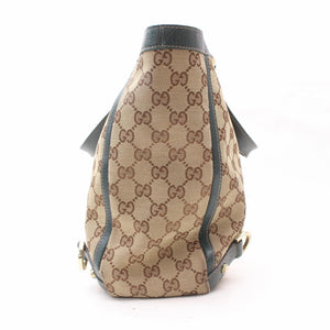 Gucci Web Canvas GG Handbag