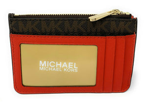 Michael Kors Jet Set Travel Zip Coin Pouch