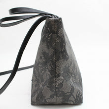 Load image into Gallery viewer, VALENTINO Black Lace Shoulder Bag