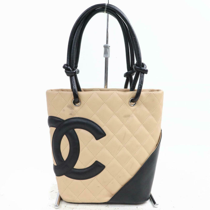 CHANEL Small Ligne Cambon Bucket Tote