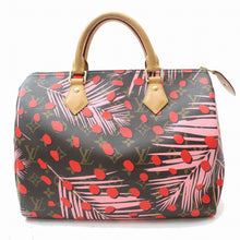 Load image into Gallery viewer, 2016 Louis Vuitton Monogram Palm Springs Speedy 30 Sugar Pink Poppy
