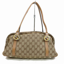 Load image into Gallery viewer, GUCCI GG Canvas Boston Bag