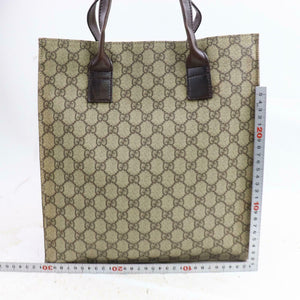 GUCCI GG Canvas Plus Tote