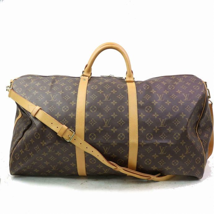 Louis Vuitton Monogram Keepall 60 Bandouliere