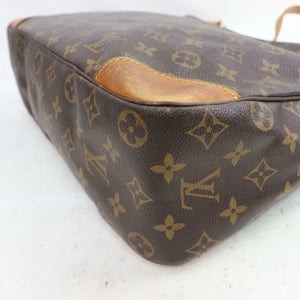 ON SALE- Louis Vuitton Monogram Boulogne 35 Shoulder Bag
